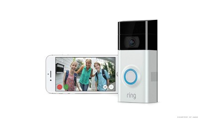 Is there a monthly charge for the ring doorbell