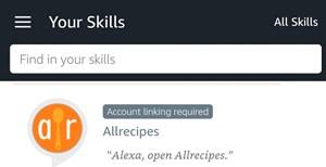 find skills
