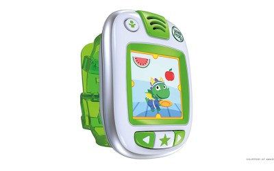 how to change time on a leapfrog watch