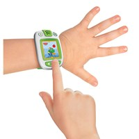 how to change time on leapfrog watch