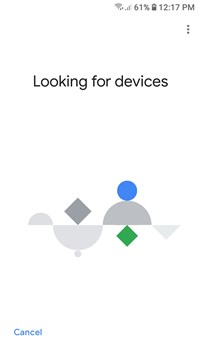 looking for devices