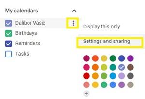 customization and sharing
