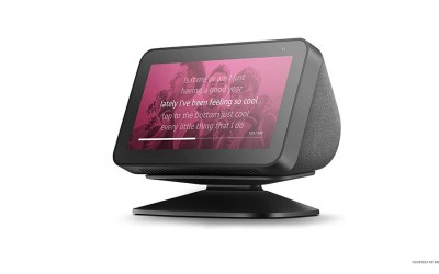how to remove tips from echo show