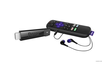 my roku is talking - how to turn it off