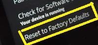 factory repair