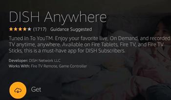 get dish anywhere