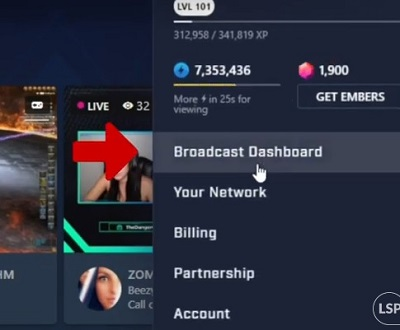 How to Change Your Mixer Profile Picture