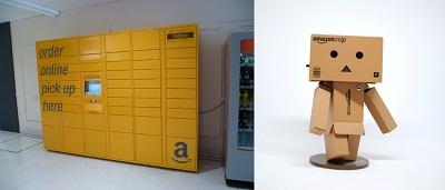 Send Amazon Order to Locker