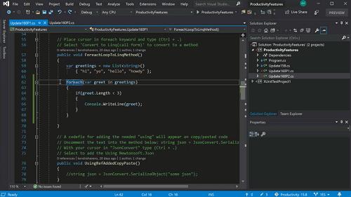Update Visual Studio License key