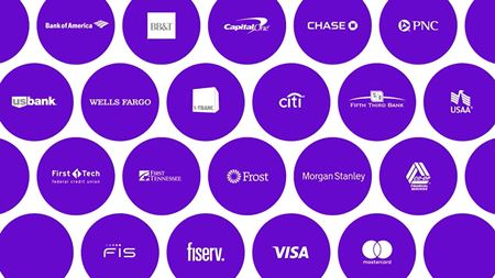 Zelle is backed by over 30 financial institutions