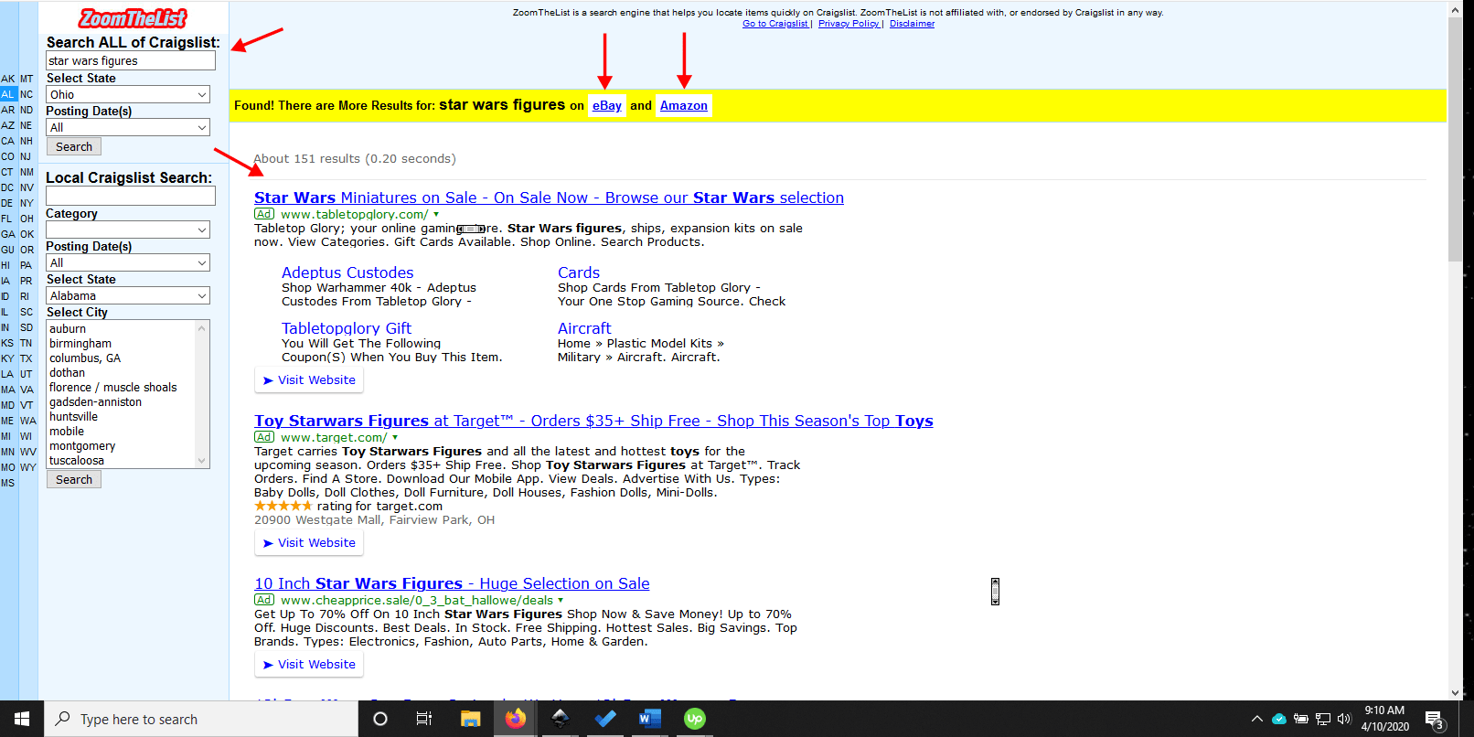 How to Search All of Craigslist at Once [November 2020]
