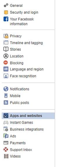 find a Zoosk Profile on Facebook