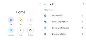 google home how to play music on all speakers