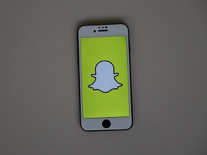 Add Music to Snapchat After Recording