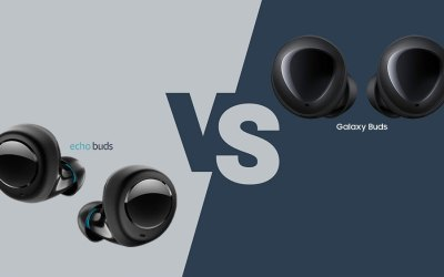 Echo Buds vs Galaxy Buds