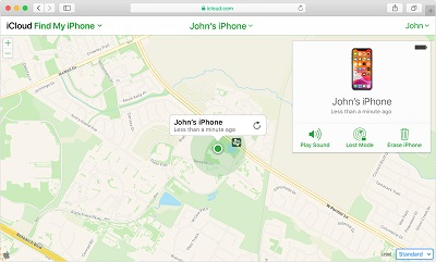 Find My iPhone Phone