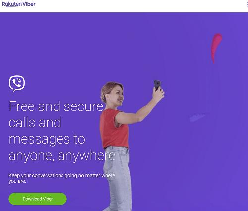Лучшие альтернативы GroupMe - Viber
