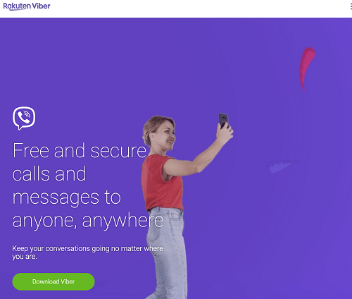 Best GroupMe Alternatives - Viber