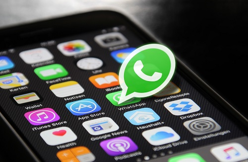 Find your friends on WhatsApp