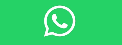 WhatsApp changes background