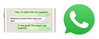 WhatsApp Phone Date Is Inaccurate iPhone How to Fix