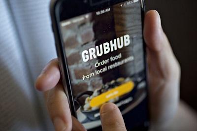 can grubhub drivers see tip