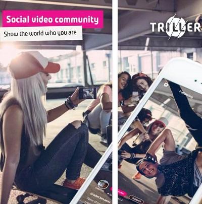 convert a triller video to mp4