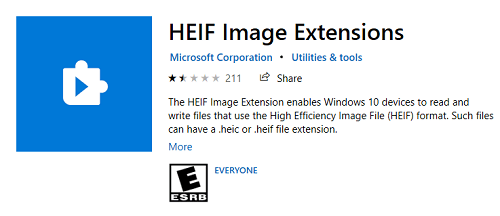 heic not supported - what you need to do