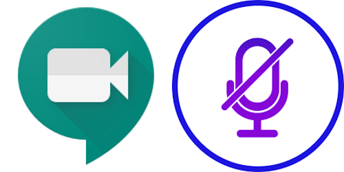 How to Mute on Google Meet