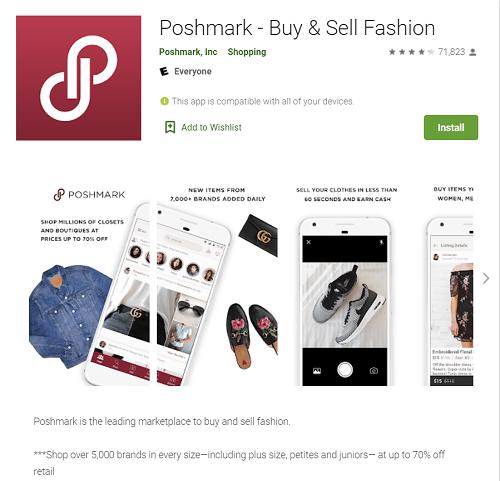 Poshmark App