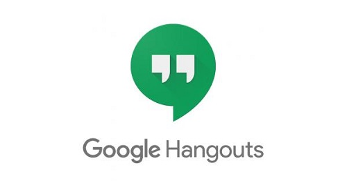 google hangouts delete messages