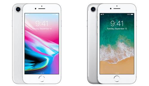 iPhone 7 и 8