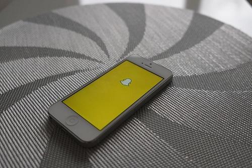 Snapchat keeps chatting