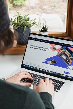 Shopify Как добавить товары на страницу