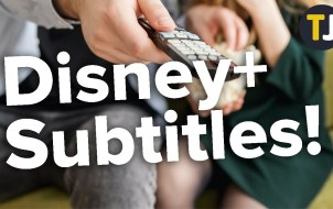 How To Manage Disney+ Subtitles