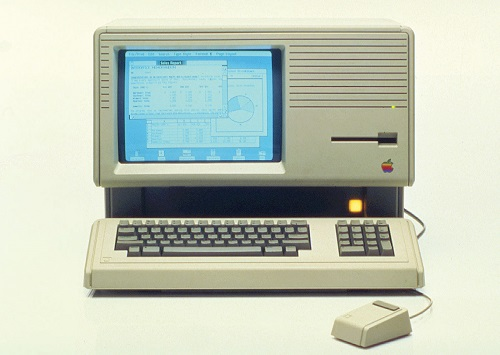 Launch of Apple Lisa