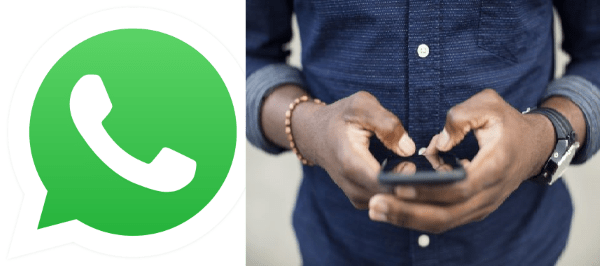 WhatsApp verification code