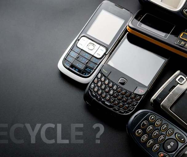 can phones be recycled