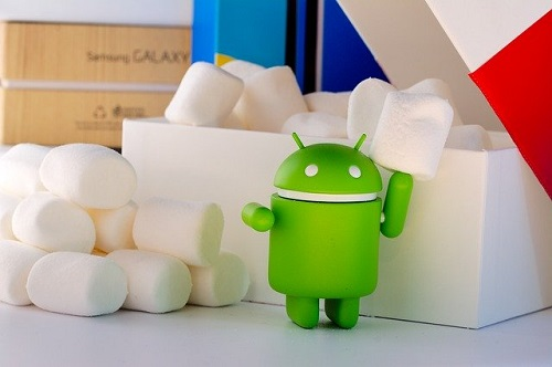 change the resolution of Android