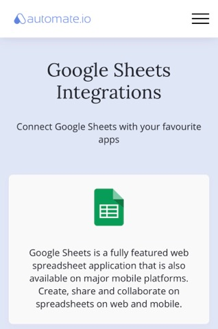 how to add google sheets