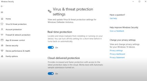 cómo apagar Windows Defender en Windows