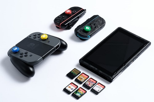 the nintendo swith dock for