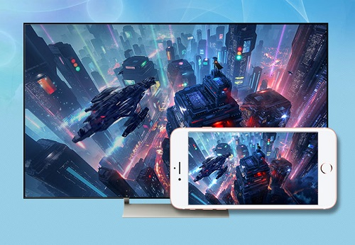 How to mirror your iPhone with Sony Smart TV