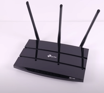 Change Router Password TP Link AC1750
