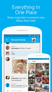 Delete GroupMe Group on Android