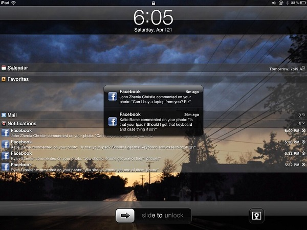 How to share photos from iPad to Facebook