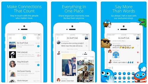 How to send a photo or photo to GroupMe