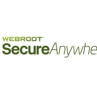 Webroot Secure Anywhere Antivirus Review