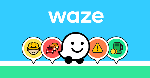 Waze Route