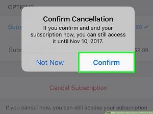 Delete Starz Account on iPhone
